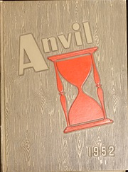 Page 1, 1952 Edition, Washington High School - Anvil Yearbook (East Chicago, IN) online yearbook collection