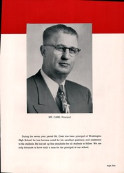 Page 9, 1952 Edition, Washington High School - Anvil Yearbook (East Chicago, IN) online yearbook collection