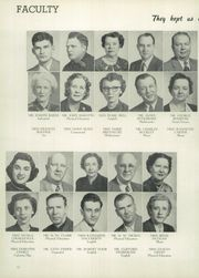 Page 16, 1953 Edition, Washington High School - Anvil Yearbook (East Chicago, IN) online yearbook collection