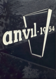 Page 1, 1954 Edition, Washington High School - Anvil Yearbook (East Chicago, IN) online yearbook collection