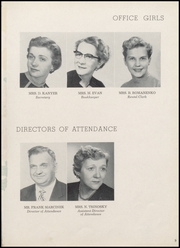 Page 13, 1954 Edition, Washington High School - Anvil Yearbook (East Chicago, IN) online yearbook collection