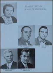 Page 9, 1954 Edition, Washington High School - Anvil Yearbook (East Chicago, IN) online yearbook collection