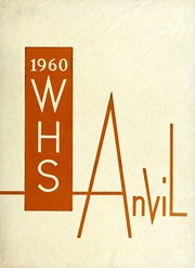 Page 1, 1960 Edition, Washington High School - Anvil Yearbook (East Chicago, IN) online yearbook collection