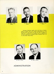 Page 12, 1960 Edition, Washington High School - Anvil Yearbook (East Chicago, IN) online yearbook collection