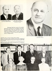 Page 13, 1960 Edition, Washington High School - Anvil Yearbook (East Chicago, IN) online yearbook collection