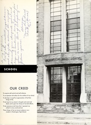 Page 7, 1960 Edition, Washington High School - Anvil Yearbook (East Chicago, IN) online yearbook collection