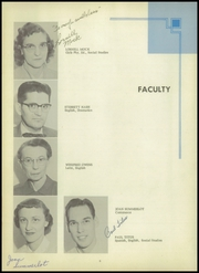Page 10, 1956 Edition, Frankton High School - Eaglite Yearbook (Frankton, IN) online yearbook collection