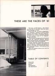 Page 7, 1961 Edition, Frankton High School - Eaglite Yearbook (Frankton, IN) online yearbook collection