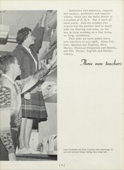 Page 12, 1964 Edition, Frankton High School - Eaglite Yearbook (Frankton, IN) online yearbook collection