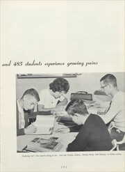 Page 13, 1964 Edition, Frankton High School - Eaglite Yearbook (Frankton, IN) online yearbook collection