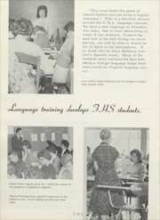 Page 16, 1964 Edition, Frankton High School - Eaglite Yearbook (Frankton, IN) online yearbook collection