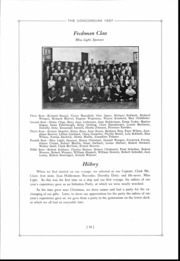Page 17, 1937 Edition, Concord High School - Concordian Yearbook (Elkhart, IN) online yearbook collection