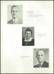 Page 12, 1944 Edition, Concord High School - Concordian Yearbook (Elkhart, IN) online yearbook collection