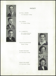 Page 13, 1944 Edition, Concord High School - Concordian Yearbook (Elkhart, IN) online yearbook collection