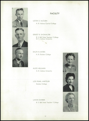 Page 14, 1944 Edition, Concord High School - Concordian Yearbook (Elkhart, IN) online yearbook collection