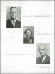 Page 10, 1945 Edition, Concord High School - Concordian Yearbook (Elkhart, IN) online yearbook collection