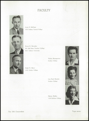 Page 11, 1945 Edition, Concord High School - Concordian Yearbook (Elkhart, IN) online yearbook collection