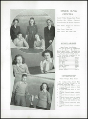 Page 14, 1945 Edition, Concord High School - Concordian Yearbook (Elkhart, IN) online yearbook collection