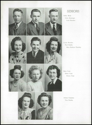 Page 16, 1945 Edition, Concord High School - Concordian Yearbook (Elkhart, IN) online yearbook collection