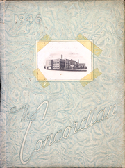 1946 Edition, Concord High School - Concordian Yearbook (Elkhart, IN)