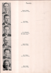 Page 11, 1946 Edition, Concord High School - Concordian Yearbook (Elkhart, IN) online yearbook collection