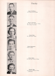 Page 12, 1946 Edition, Concord High School - Concordian Yearbook (Elkhart, IN) online yearbook collection