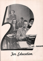 Page 13, 1946 Edition, Concord High School - Concordian Yearbook (Elkhart, IN) online yearbook collection