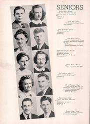 Page 16, 1946 Edition, Concord High School - Concordian Yearbook (Elkhart, IN) online yearbook collection
