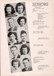 Page 17, 1946 Edition, Concord High School - Concordian Yearbook (Elkhart, IN) online yearbook collection