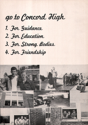Page 7, 1946 Edition, Concord High School - Concordian Yearbook (Elkhart, IN) online yearbook collection