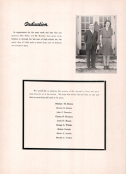 Page 8, 1946 Edition, Concord High School - Concordian Yearbook (Elkhart, IN) online yearbook collection