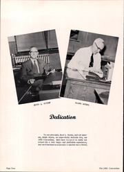 Page 8, 1955 Edition, Concord High School - Concordian Yearbook (Elkhart, IN) online yearbook collection