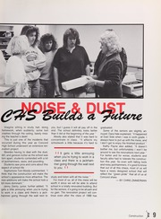 Page 13, 1988 Edition, Concord High School - Concordian Yearbook (Elkhart, IN) online yearbook collection