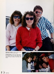 Page 6, 1988 Edition, Concord High School - Concordian Yearbook (Elkhart, IN) online yearbook collection