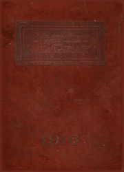 West Lafayette High School - Scarlet and Gray Yearbook (West Lafayette, IN) online yearbook collection, 1916 Edition, Page 1