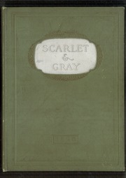 West Lafayette High School - Scarlet and Gray Yearbook (West Lafayette, IN) online yearbook collection, 1928 Edition, Page 1