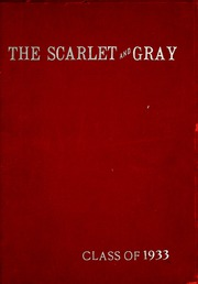 Page 5, 1933 Edition, West Lafayette High School - Scarlet and Gray Yearbook (West Lafayette, IN) online yearbook collection