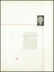 Page 13, 1937 Edition, West Lafayette High School - Scarlet and Gray Yearbook (West Lafayette, IN) online yearbook collection