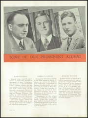 Page 8, 1937 Edition, West Lafayette High School - Scarlet and Gray Yearbook (West Lafayette, IN) online yearbook collection