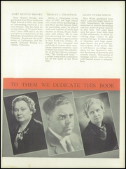 Page 9, 1937 Edition, West Lafayette High School - Scarlet and Gray Yearbook (West Lafayette, IN) online yearbook collection