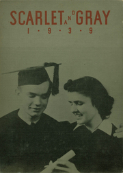 West Lafayette High School - Scarlet and Gray Yearbook (West Lafayette, IN) online yearbook collection, 1939 Edition, Page 1
