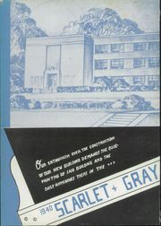 Page 6, 1940 Edition, West Lafayette High School - Scarlet and Gray Yearbook (West Lafayette, IN) online yearbook collection