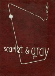 1951 Edition, West Lafayette High School - Scarlet and Gray Yearbook (West Lafayette, IN)