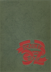 1952 Edition, West Lafayette High School - Scarlet and Gray Yearbook (West Lafayette, IN)