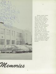 Page 7, 1955 Edition, West Lafayette High School - Scarlet and Gray Yearbook (West Lafayette, IN) online yearbook collection