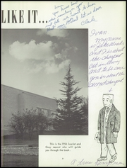 Page 7, 1956 Edition, West Lafayette High School - Scarlet and Gray Yearbook (West Lafayette, IN) online yearbook collection
