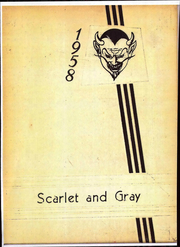 1958 Edition, West Lafayette High School - Scarlet and Gray Yearbook (West Lafayette, IN)