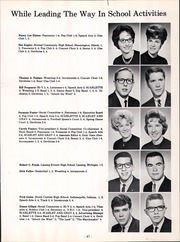 Page 91, 1963 Edition, West Lafayette High School - Scarlet and Gray Yearbook (West Lafayette, IN) online yearbook collection