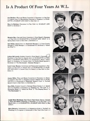 Page 95, 1963 Edition, West Lafayette High School - Scarlet and Gray Yearbook (West Lafayette, IN) online yearbook collection