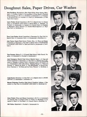 Page 97, 1963 Edition, West Lafayette High School - Scarlet and Gray Yearbook (West Lafayette, IN) online yearbook collection